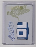 2016-17 National Treasures Collegiate R.J. Hunter Rookie printing plate Patch / auto rc 1/1