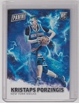 2016 PANINI FATHER'S DAY PANINI COLLECTION #4 KRISTAPS PORZINGIS