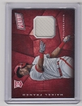 2015 Panini Cyber monday Maikel Franco rookie relic rc