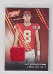 2018 Panini Day Kevin Hogan Rookie Jersey rc