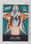2016 Panini Fathers day Jarvis Landry Pro Bowl Used pylon card