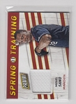 2015 Fathers day Miguel Sano Rookie Spring training jersey card