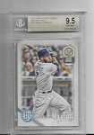 2018 Topps Gypsy Queen Manny Margot Bazooka Back SP BGS 9.5 GEM MINT