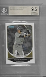 2013 Bowman Chrome Mini edition Austin Meadows prospect rc BGS 9.5 GEM MINT