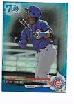 2017 Bowman Chrome Mini Edition Eloy Jimenez prospect Refractor