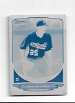 2013 Bowman Chrome Mini Edition Corey Seager prospect Printing Plate rc 1/1