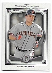 2013 Museum Collection Buster Posey card