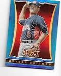 2013 Panini USA select preview Bryson Brigman USA blue refractor /199