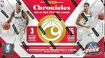 2017-18 Panini chronicles Basketball Hobby Box