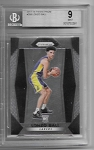 2017-18 Panini Prizm Lonzo Ball rookie rc BGS 9 MINT