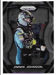 2018 Panini Prizm racing Jimmie Johnson card