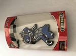 Detroit Lions Barry Sanders Player key Ring NEW in package.