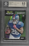 2018 Panini player of the day Saquon Barkley Flash Rc /125 BGS 9.5 Gem Mint