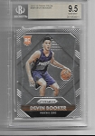 2015-16 Panini Prizm Devin Booker ROokie Rc BGS 9.5 Gem mint