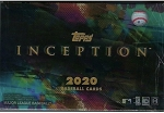 2020 Topps Inception Hobby Box Cracked live.    Will crack tonight