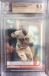 2019 Topps Chrome Update Mike Yastrzemski RC BGS 9.5 Gem Mint