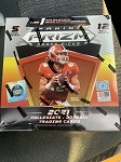 2020 Prizm Draft Picks Football Hobby Box cracked live at Packwars.org