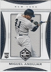 2018 Limited #8 Miguel Andujar rookie Rc