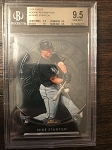 2010 Topps Finest Mike Giancarlo Stanton XRC Rookie Rc BGS 9.5 Gem mint