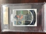 2013 Bowman Chrome Mini Aaron Judge BGS 9.5 Gem Mint