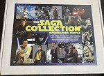 Star Wars The Saga Collection Autographed 11x14  Topps Authentics Photo.  Look For randomly inserted envelope/packs with 2 Photos.   Ships Sealed