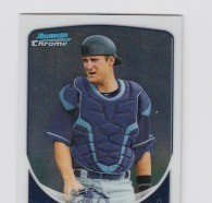 2013 Bowman Chrome Mini Nick Ciuffo Card