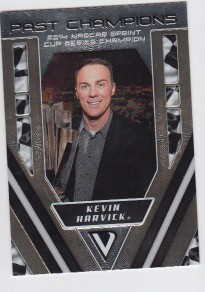 2019 Victory Lane Kevin Harvick Past Champions Card