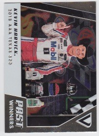 2019 Victory Lane Kevin Harvick Past Winners Card