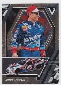 2019 Victory Lane Mark Martin Card